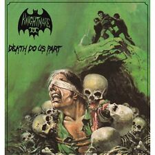 KNIGHTMARE II - Death do us Part (LIM.400 BLACK*US METAL*HALLOWEEN*LEATHERWOLF)