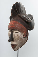 Igbo Face Mask, Nigeria, African Tribal Arts, African Masks