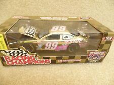 1998 Racing Champions 1:24 Gold NASCAR Jeff Burton Exide Ford Taurus HO #99