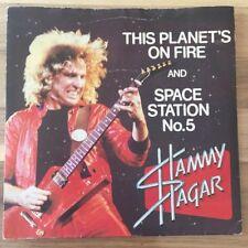 "Sammy Hagar - Space Station No.5 - 7"" Vinyl Single - Very Good Condition"