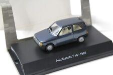 1:43 Starline Autobianchi Y10 blue 1985