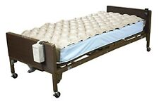 Med Air Mattress Pressure Pump Pad Alternating Aire Medical Bed Overlay Hospital