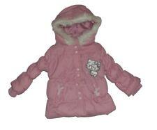 Charmmy Hello Kitty Baby Winterjacke mit Kapuze Größe 74