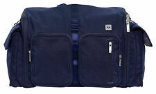 Ju Ju Be XY Clone Baby Diaper Bag with Changing Pad Gene Navy NEW 2017
