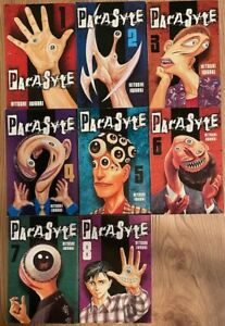 PARASYTE Manga Books By Hitoshi Iwarki