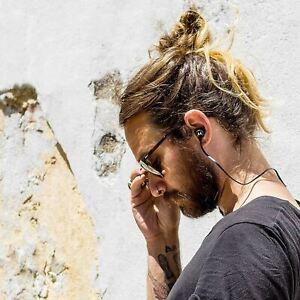 Motorola Verve Loop 200 Wireless In-Ear Headphones Alexa/Siri/Google– Black