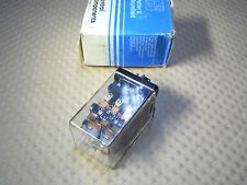 POTTER BRUMFIELD KAP-14DG-24 24VDC GENERAL PURPOSE RELAY 3PDT 10A NOS NEW IN BOX