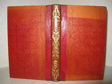 M.J. CHENIER TABLEAU HISTORIQUE PROGRES LITTERATURE DEPUIS 1789 1835 Portrait