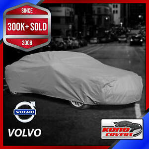 VOLVO [OUTDOOR] CAR COVER ✅ All Weatherproof ✅ 100% Full Warranty ✅ CUSTOM ✅ FIT
