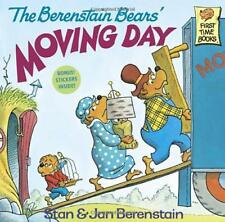 The Berenstain bears' Moving Day (berenstain bears first time books) by Berensta