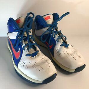 Nike Team Hustle D6 Junior Basketball Shoes Size 7Y