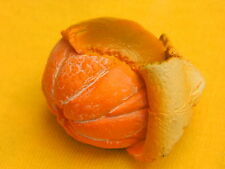 Arancione Whole Spellati Peel Frutta Cibo Ortaggio Frigorifero 3D Calamita Frigo