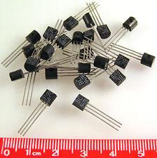 BC547B TO92 Transistor NPN propósito general 10 piezas OMA063B