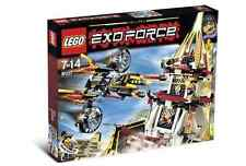 LEGO EXO-FORCE 8107 NEW - Fight for the Golden Tower - ANNO 2007
