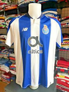 Maglia Calcio FC PORTO football shirt Trikot camiseta New Balance 2018 2019