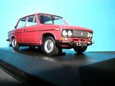 Lada Vaz 2106 ZHIGULI in Dark red with dark Red trim a 1:43RD Scale Whitebox