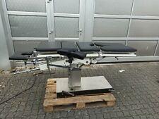 OP-Tisch hydraulisch mechanisch VOLL Top Zustand mit vielen Zubehör