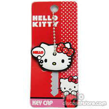 Loungefly Hello Kitty Key Cap : Red Dot Ribbon