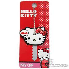 Loungefly Hello Kitty Key Cap : Red Dot Ribbon
