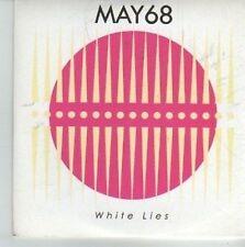 (CW153) May 68, White Lies - 2011 DJ CD