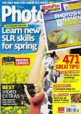 Photoplus magazine CANON Edition May  2010 with Sigma Tamron Tokina macro lenses