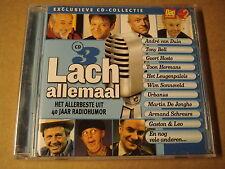 CD DAG ALLEMAAL / LACH ALLEMAAL - HET ALLERBESTE UIT 40 JAAR RADIOHUMOR 3