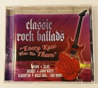 Classic Rock Ballads Every Rose Has It's Thorn Cd Poison Alias Billy Idol