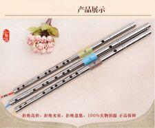 Brand titanium steel Flute Musical Instrument Tool Specialty tune Flute -E Key