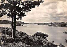 BR8012 L'Ile a Bois vue sur le Trieux et le Phare de Bodic   france