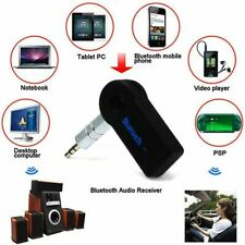 Wireless Bluetooth Car Audio Music Handsfree Receiver Transmitter Adapter 3.5mm