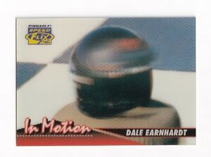 1996 Speedflix IN MOTION #1 Dale Earnhardt Sr. SWEET & SUPER SCARCE!