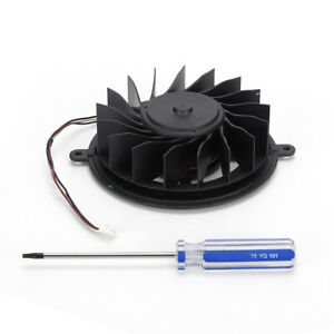 Fan For PS3 KSB1012HE Built-in Fan Replacement For Turbo Cooler With Screwdriver
