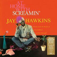 Screamin' Jay Hawkins - At Home with - NEW SEALED Import 180g LP w/ bonus tracks
