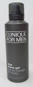 Clinique for Men Shave Aloe Gel 4.2 Ounce 125 ml