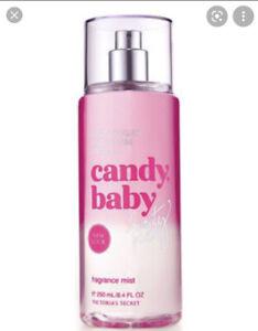 NEW Victoria's Secret Beauty Rush Candy Baby Body  Mist Spray 8.4 Oz