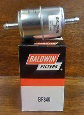 Baldwin BF840 Inline Fuel Filter
