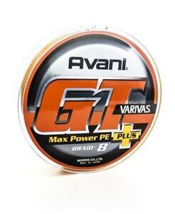 Varivas Avani GT Max Power Plus 300m Braided Fishing Line