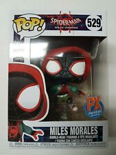 Funko Pop Spider-Man Into The Spiderverse #513 Miles Morales PX Preview Exclusiv