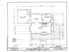 1920s Sears House, Mission Style home plans