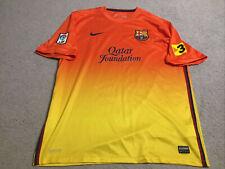 Nike Barcelona Football Club Away Jersey Size XL Extra Large 2012/13 La Liga