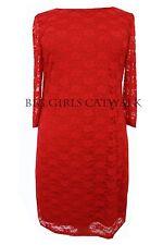 Party Lace Midi Plus Size Dresses for Women