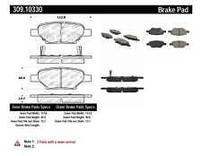 StopTech Sport Brake Pads fits 2004-2007 Saturn Ion Aura  STOPTECH