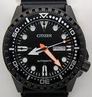Citizen Automatico NH8385-11E Orologio Uomo Watch Nuovo con Box e Garanzia