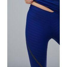 Adidas blue 360 alphaskin compression leggings XS