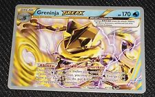 Greninja BREAK 41/122 World Championship NEAR MINT PROMO Pokemon Cards