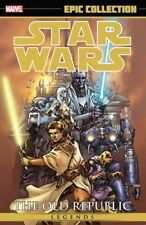 Star Wars Legends Epic Collection Old Republic Vol  1 by Miller John Jackson