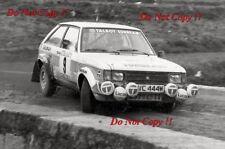 Henri Toivonen Talbot Sunbeam Lotus Portugal Rally 1981 Photograph 2
