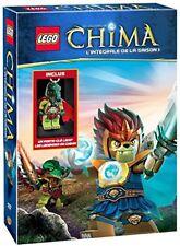 LEGO LES LEGENDES DE CHIMA Saison 1 [DVD] - NEUF