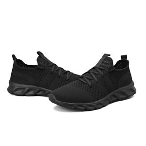 Men's Shoes Walking Casual Breathable Outdoor Running Non-slip Tennis Sneakers