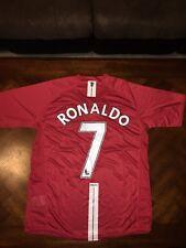 Manchester United 2007 Nike Ronaldo Jersey Size M Retro